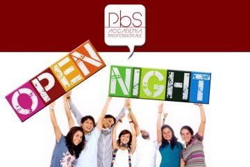 Open Night 19 Settembre