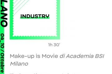 Make Up is Movie di Academia BSI Milano